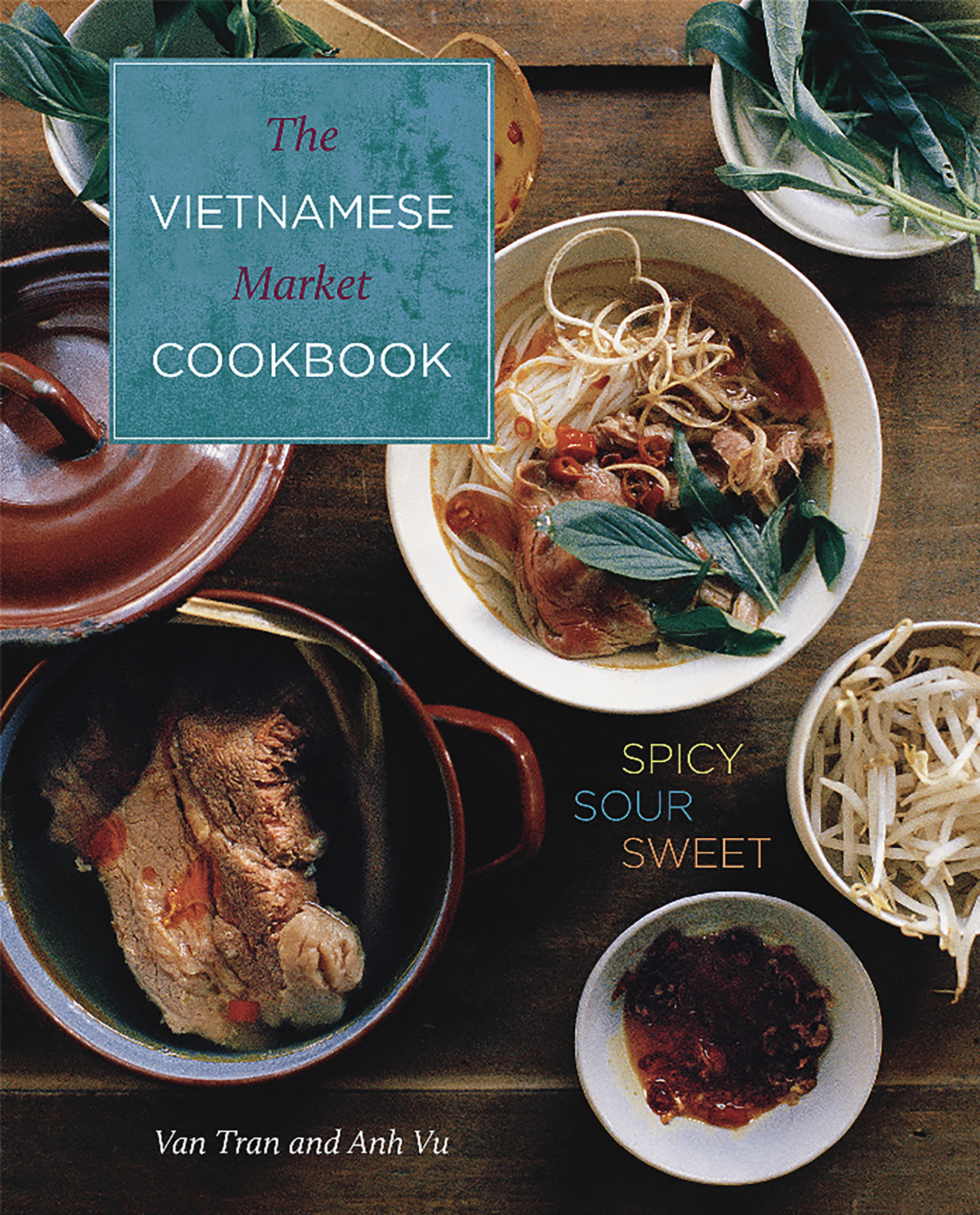 Vietnamese Market Cookbook