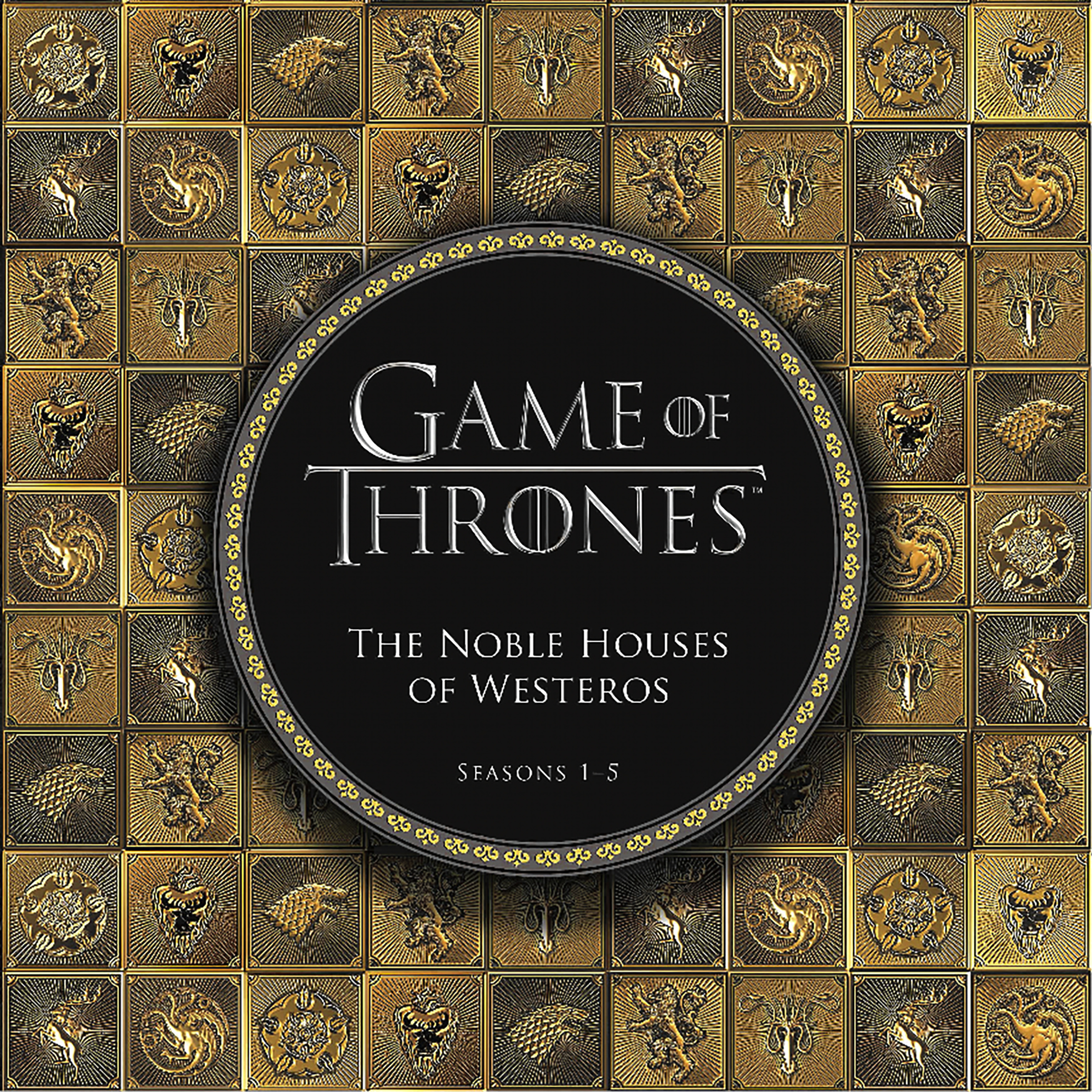 The book, The Noble House of Westeros, includes photographs of the cast members and the production sets that haven't even pass any hardcore fan's eyes.