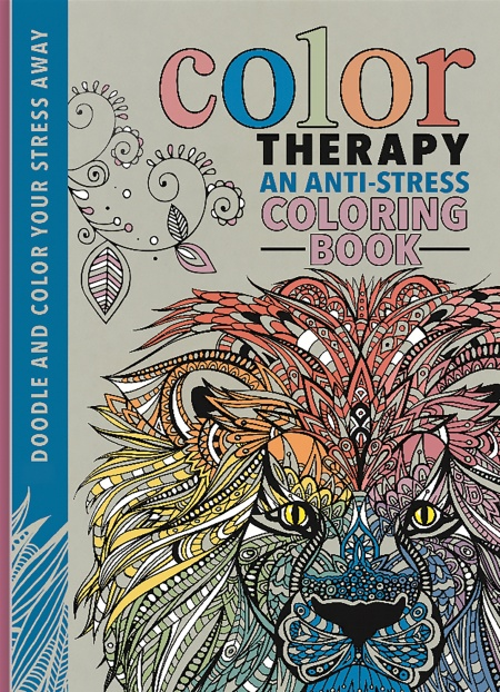 Color Therapy By Cindy Wilde Running Press