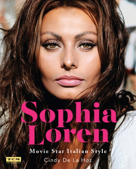 Sophia Loren by Cindy De La Hoz | Running Press