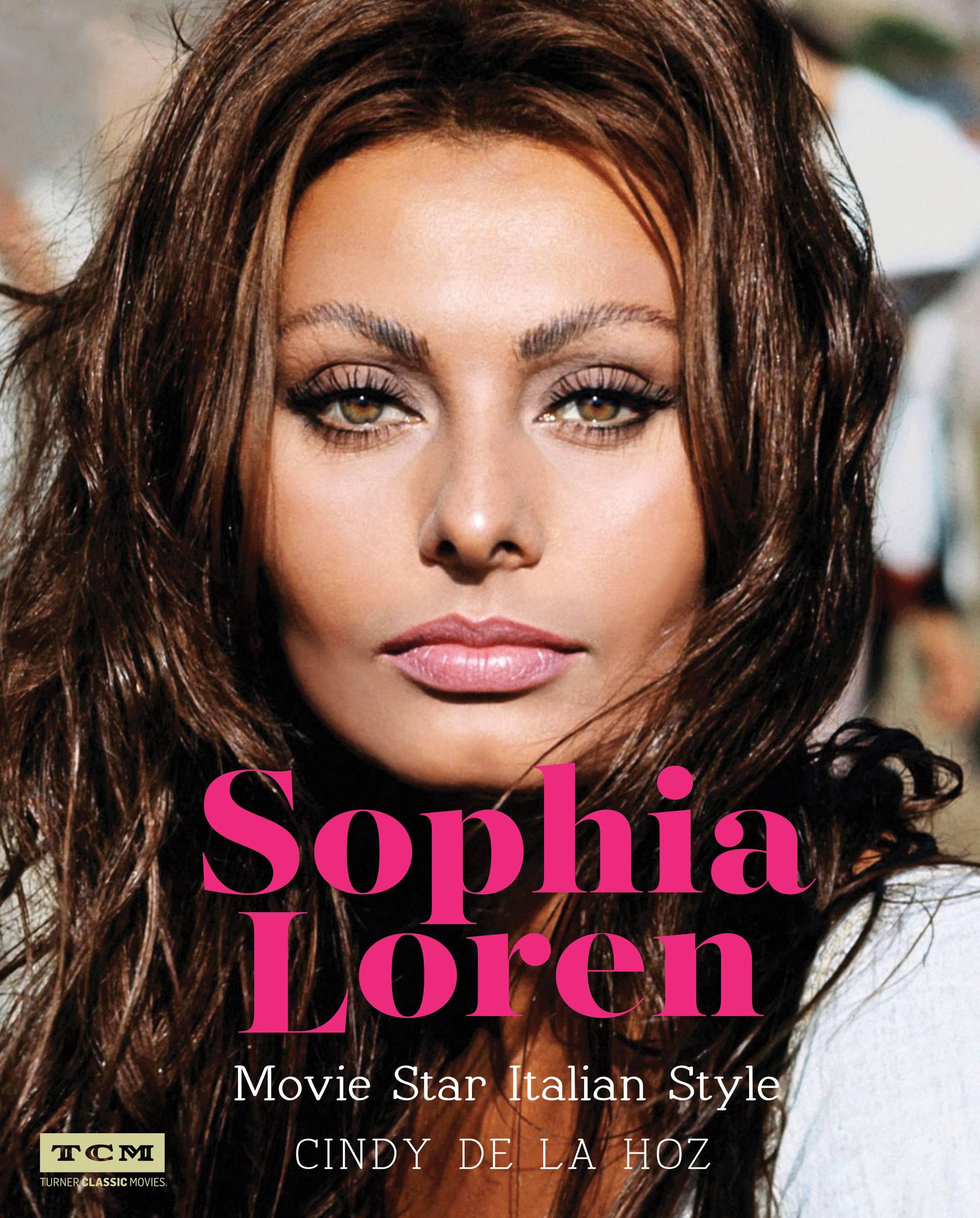 Sophia Loren By Cindy De La Hoz Running Press