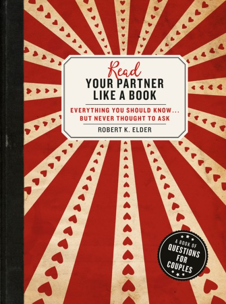 Read Your Partner Like A Book By Robert K Elder