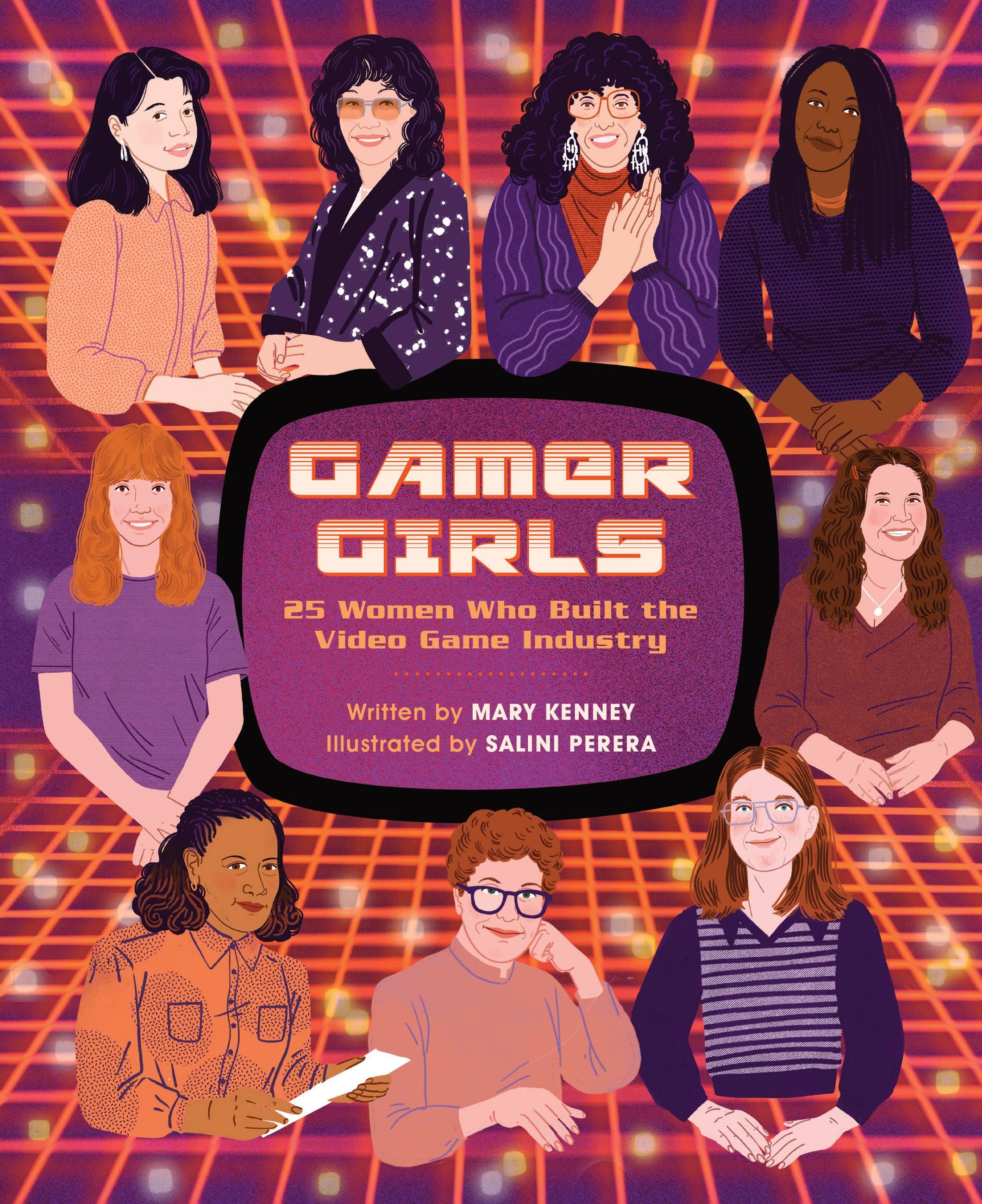 videojuegos mujeres industria, gamer girls, mary kenney